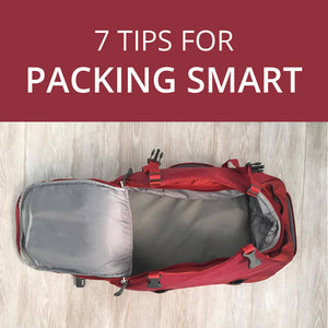 7 Tips for Packing Smart
