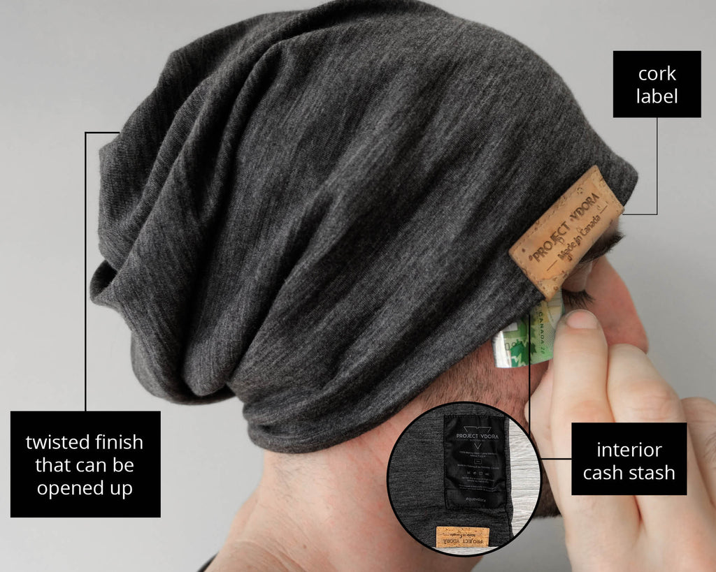 anatomy of the versa toque