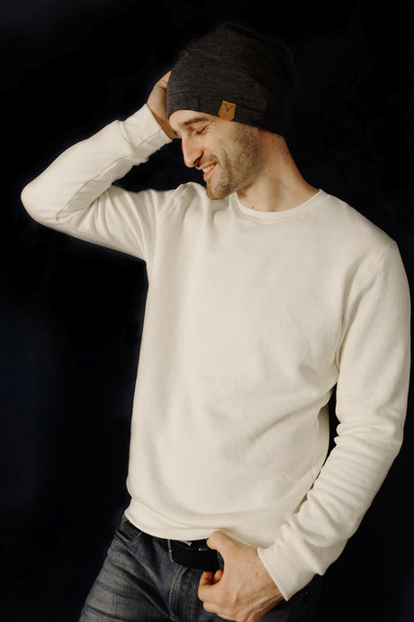 Bamboo Basic Fleece Sweatshirt