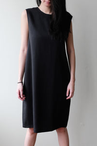 Simply Shift Dress - Black