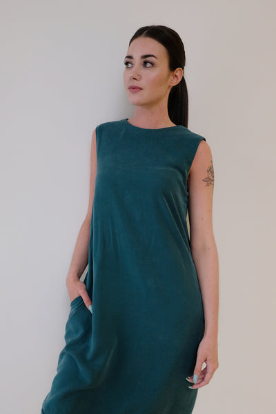 Simply Shift Dress Mallard