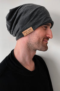charcoal gray versa toque
