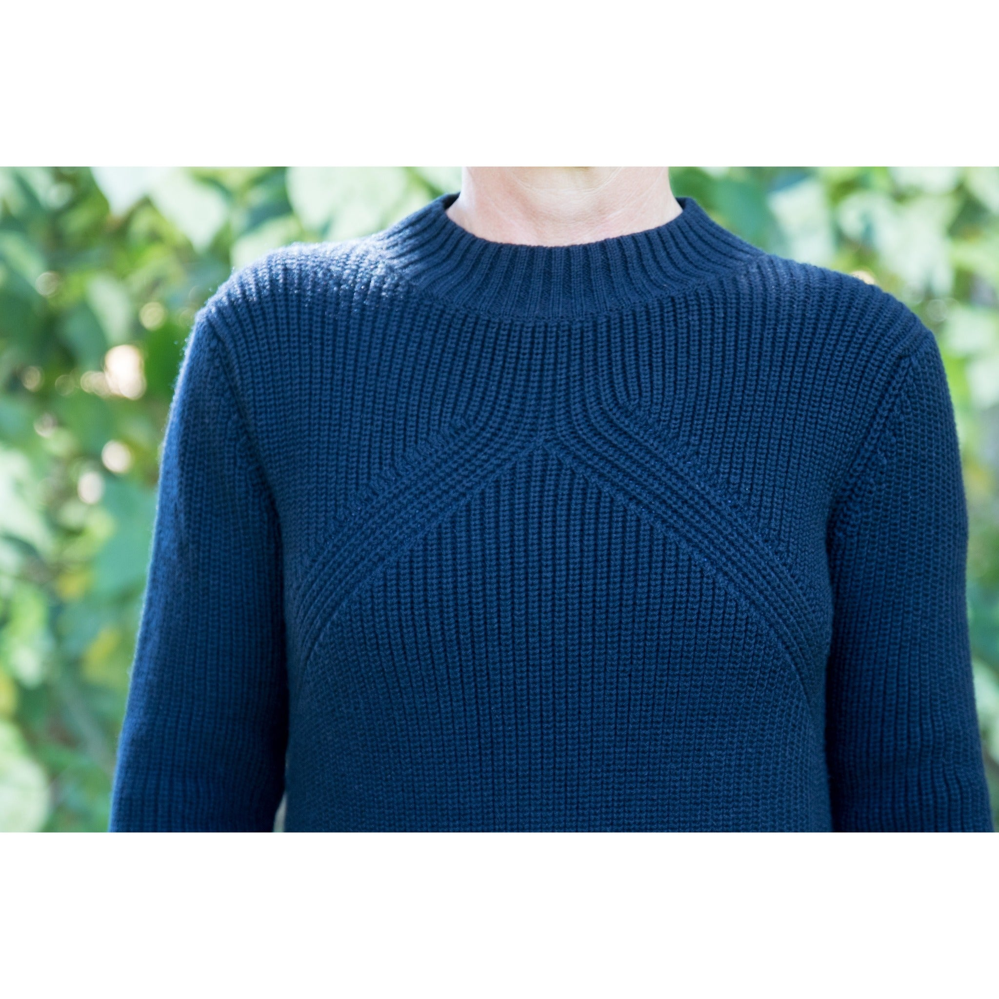 Nazca Knit Sweater - LONGRASS STYLE
