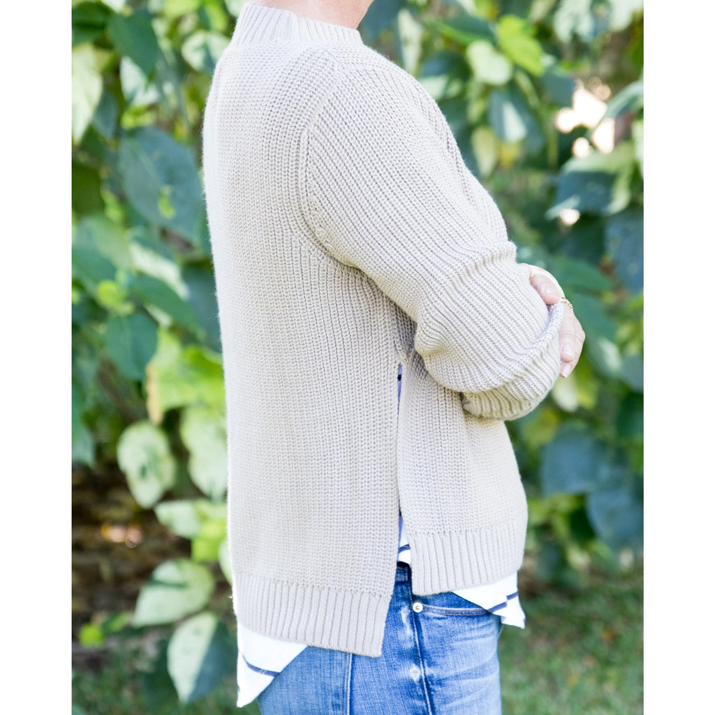 Nazca Knit Sweater