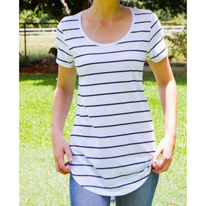 Short Sleeve T Shirt  - Tall Tee