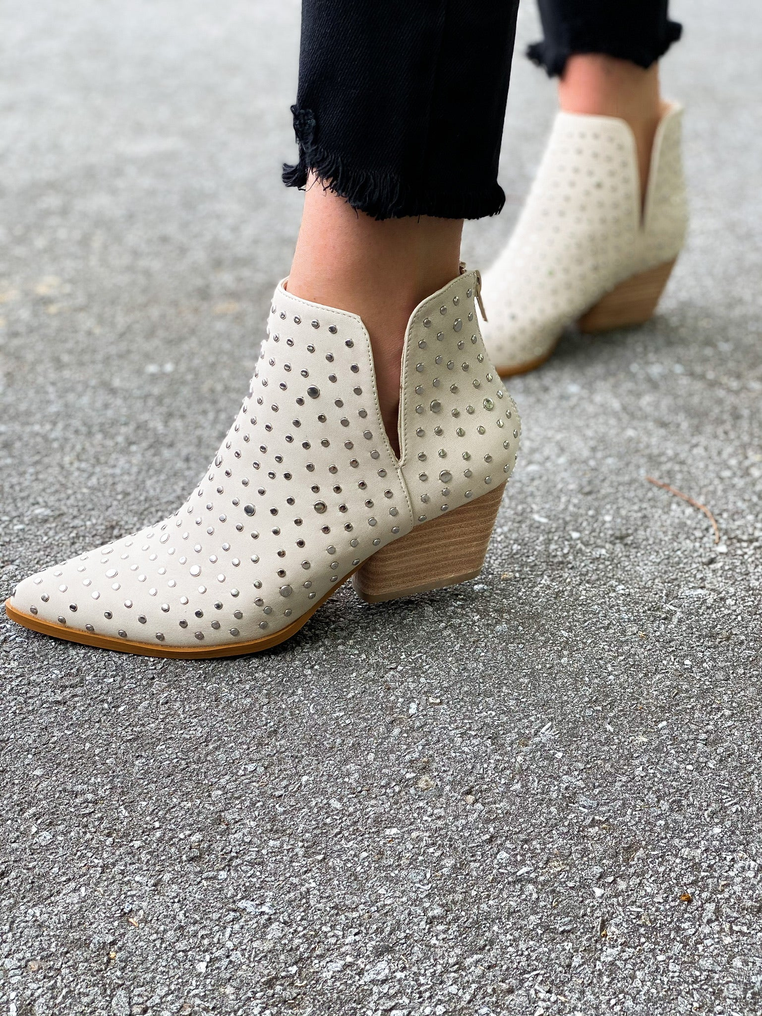 Chevelle Studded Booties