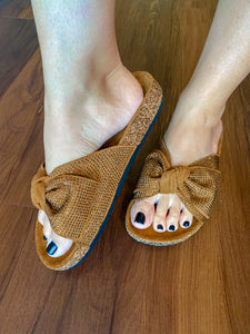 Samantha Taupe Sandals