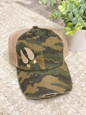 Swamp Stalker Hat - Ladies Camo