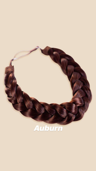 Chunky Braided Headband