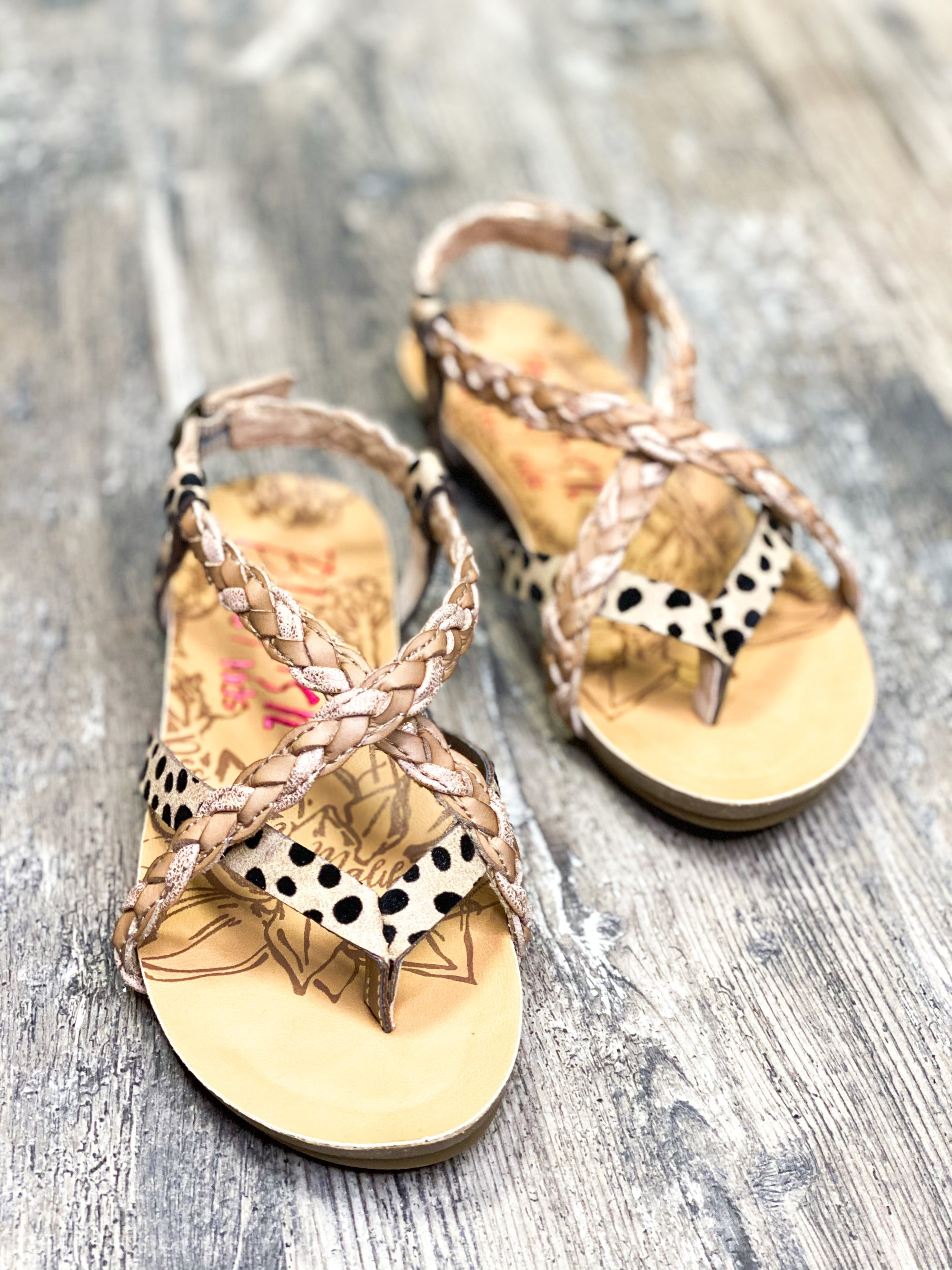 Olivia Sandals - Toddler & Girls