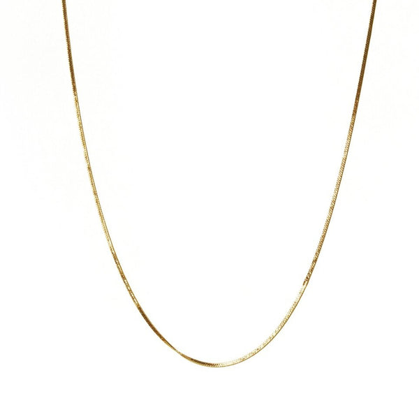 ultra-thin herringbone chain