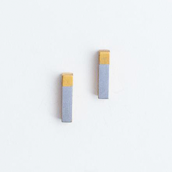 Two Tone Bar Studs