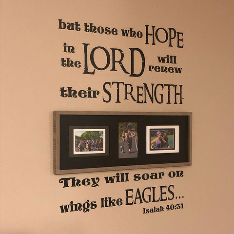 •Christian Wall Decals
