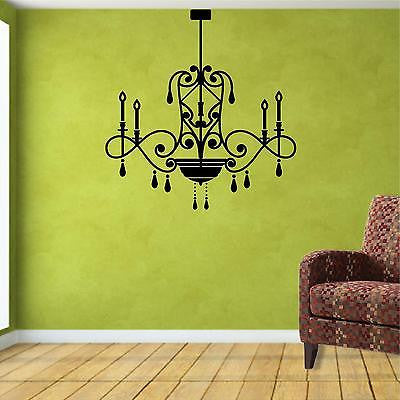 Wall Decal. Home Decor. Ceiling lamp. Vinilo decorativo: lampara techo