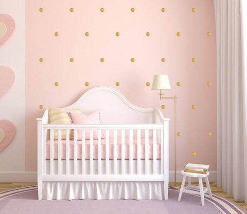 Wall Decal Dots (300 Pieces)