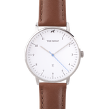 Tan Leather Watch Band