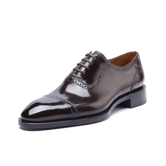 Captoe Oxford
