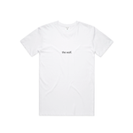 the wolf white tee