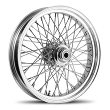 "Traditional 40, 60, or 80 Spoke Wheel Set with 2 matching 11.5"" Rotors"