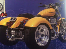 FRANKENSTEIN TRIKE KITS FOR H-D SPORTSTER 1957-1987