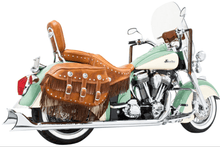 Indian Chief Sharktail True-Duals Complete 2014-2017, Chieftain Dark Horse, Vintage & Classic