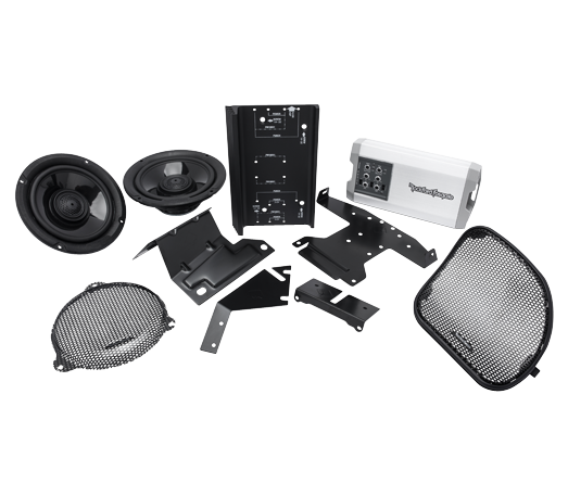 HD14-TKIT Plug & Play Front Audio Kit
