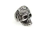 Steam Punk Skull Ring