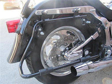 Heavy Duty Softail Saddle Bracket Set