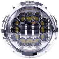 90 W 7 Inch LED Headlight for Harley Davidson