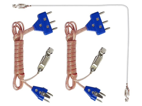 2-pin Body Cord (Sabre, Foil)