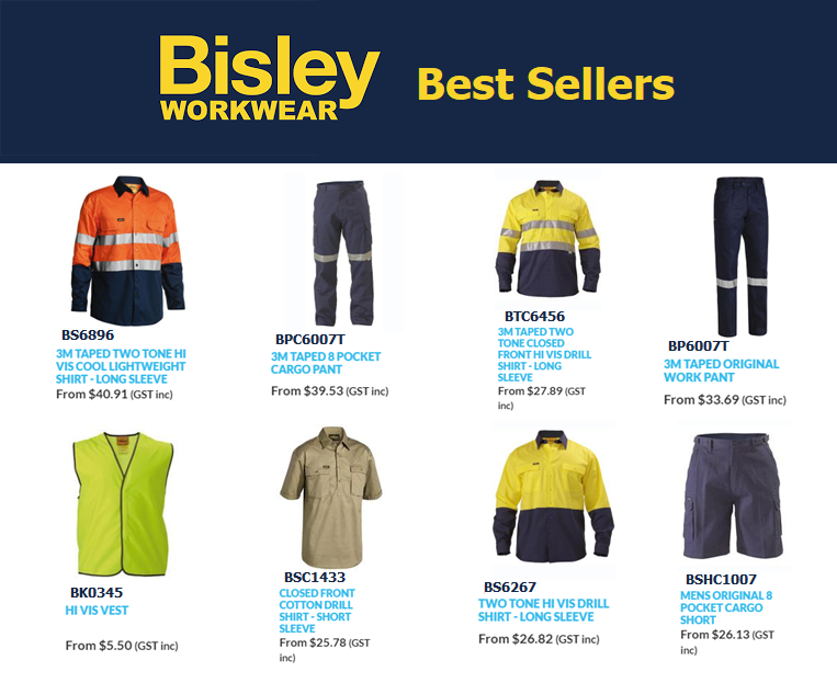 bisley-best-sellers