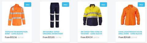 bisley workwear back to work sale 2020 2