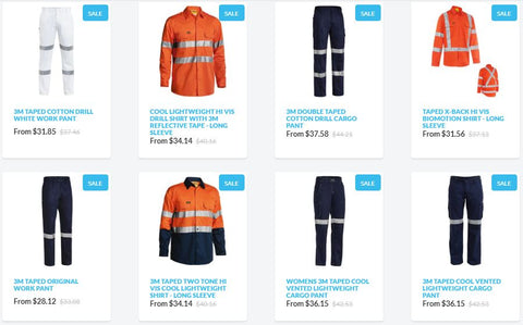 bisley workwear back to work sale 2020 3