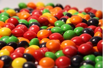 Skittles in 1KG Bag