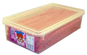 Sour Straps - Strawberry - 1.4KG Box
