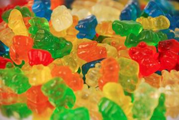 Gummy Bears in 1KG Bag