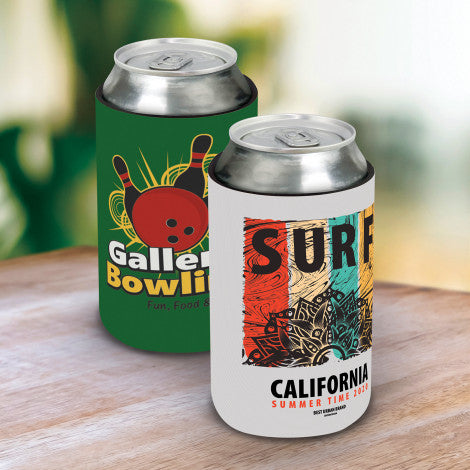 Kantastic Stubby & Can Cooler - with 1 colour print
