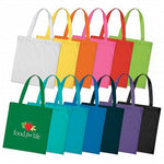 Sonnet Cotton Tote Bag - with 1 colour print