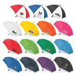 Nimbus Umbrella - with Full Colour Digital Transfer on 2 panels
