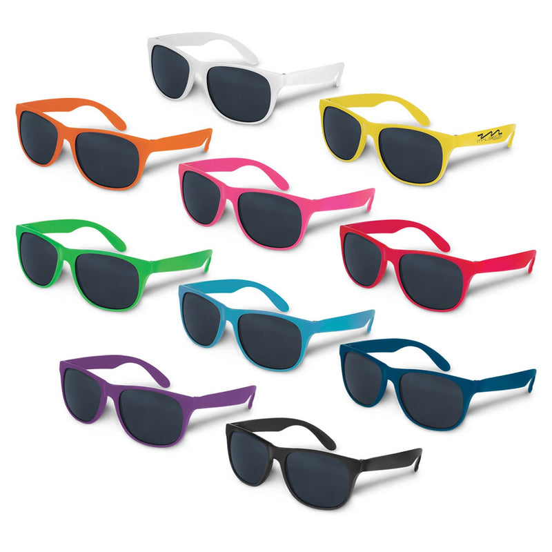 Malibu Basic Sunglasses - with 1 colour print