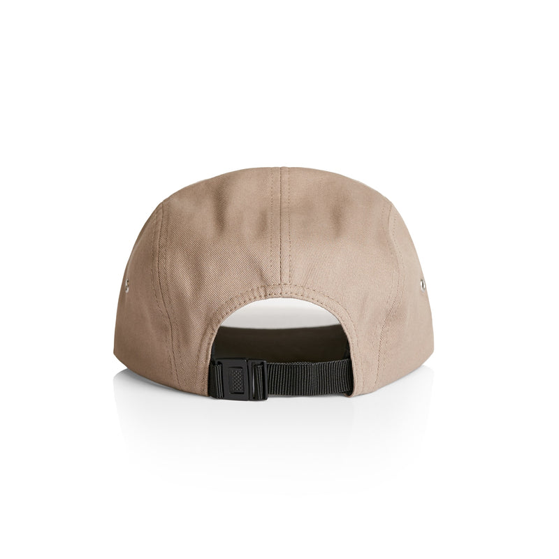AS Colour 1103 Finn Five Panel Cap rear
