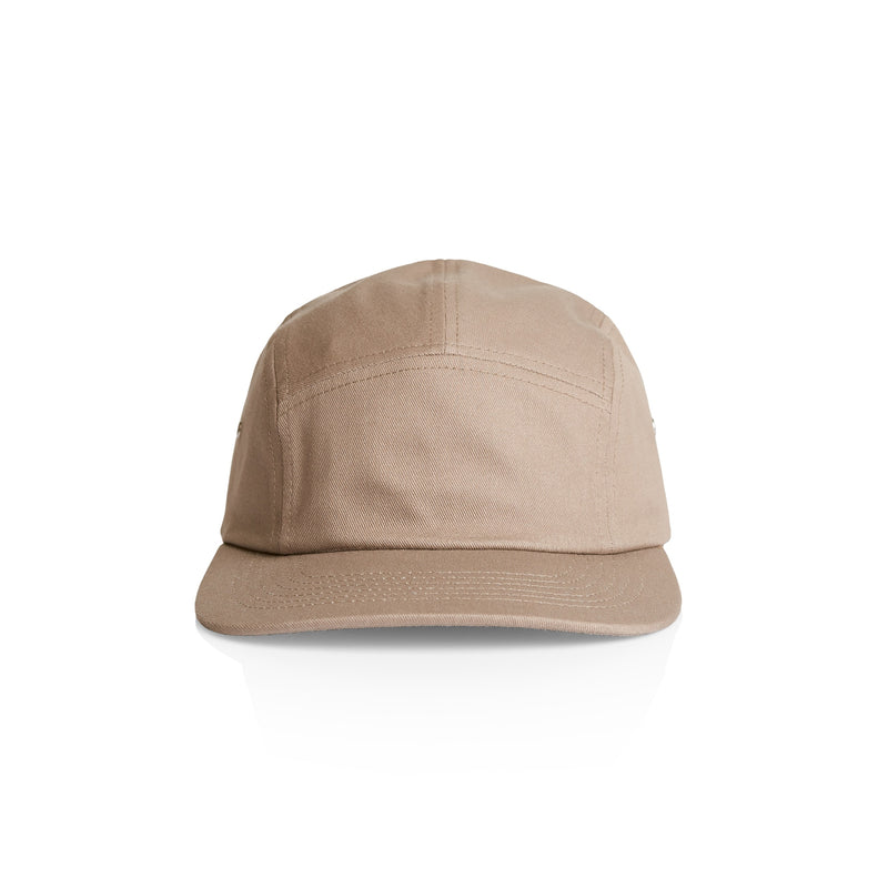 AS Colour 1103 Finn Five Panel Cap front