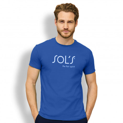 Trends 110760 SOLS Imperial Adult T-Shirt - with 1 colour print