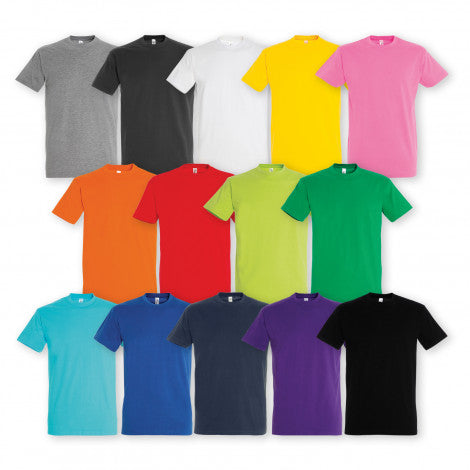 Trends 110760 SOLS Imperial Adult T-Shirt - with 1 colour print2