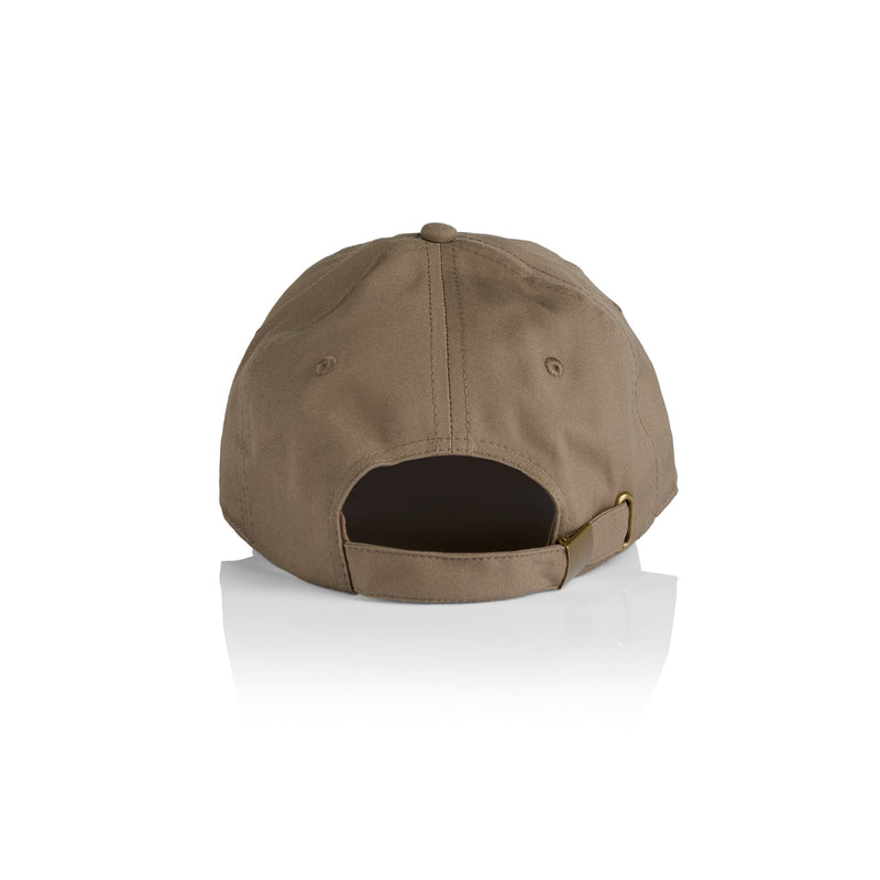 AS Colour 1111 Davie Six Panel Cap rear