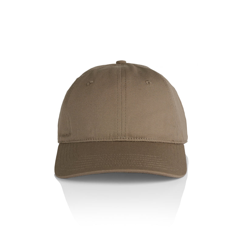AS Colour 1111 Davie Six Panel Cap front