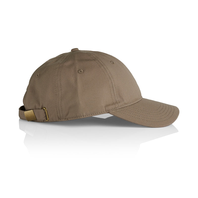 AS Colour 1111 Davie Six Panel Cap side