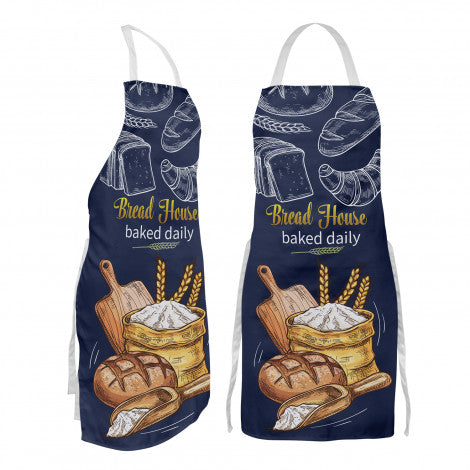Renzo Full Colour Apron (including full colour sublimation all over printing)