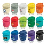 117372 Nova Cup - Borosilicate 350ml - with 1 colour print