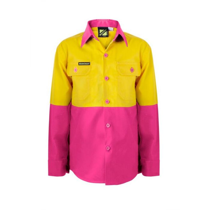 Yellow/Pink